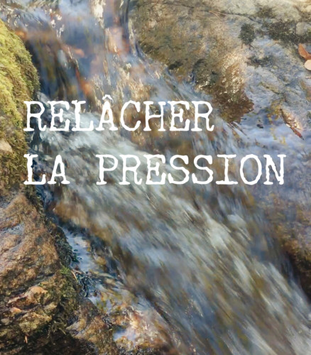 Relâcher la pression