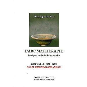 Un bon livre d'Aromathérapie